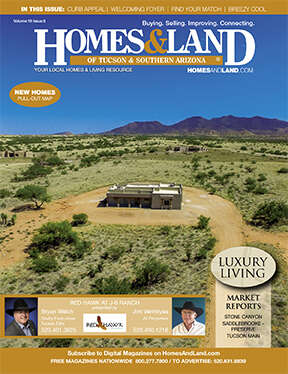 HOMES & LAND Magazine Cover. Vol. 19, Issue 05, Page 91.