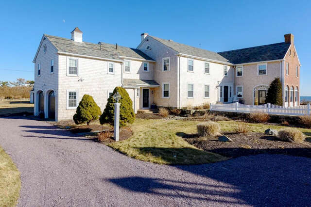 Single Family for Sale at 283 Long Beach Road Centerville, Massachusetts 02632 United States