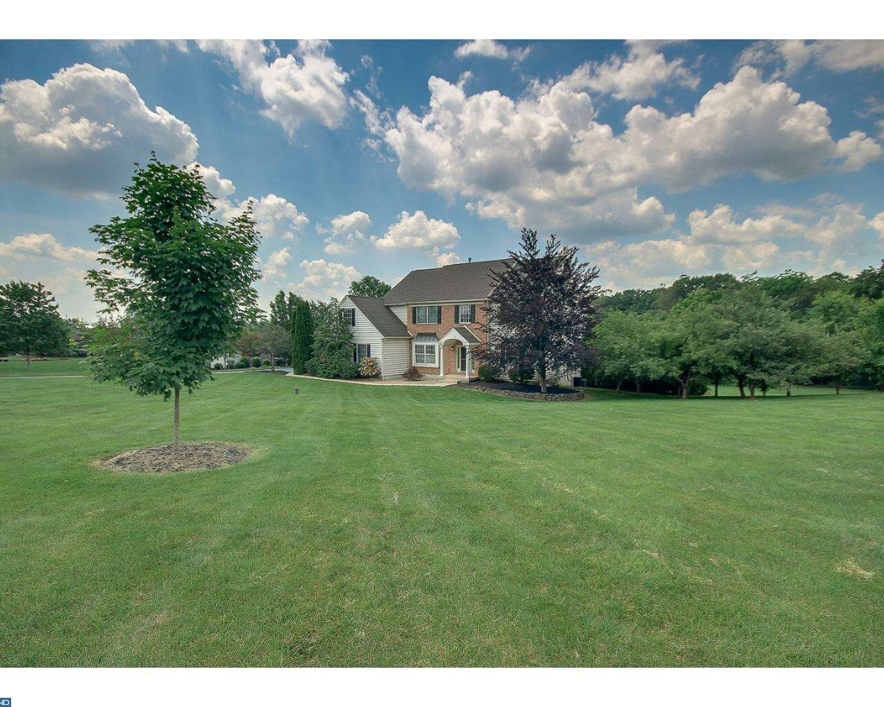 Single Family for Sale at 3960 Fountain Circle Fountainville, Pennsylvania 18923 United States