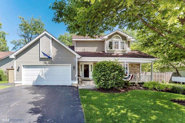 Home Listing at 803 Eletson Drive, CRYSTAL LAKE, IL