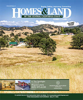 HOMES & LAND Magazine Cover. Vol. 20, Issue 08, Page 21.