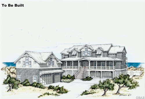 Single Family for Sale at 4 Hickory Trail Southern Shores, North Carolina 27949 United States