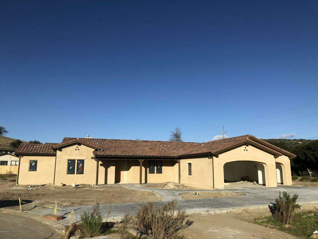 Single Family for Sale at 1259 Hager Lane Buellton, California 93427 United States