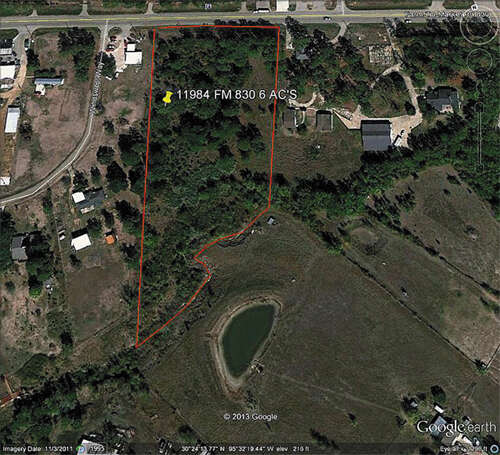 Land for Sale at Tbd Fm 830 Willis, Texas 77318 United States