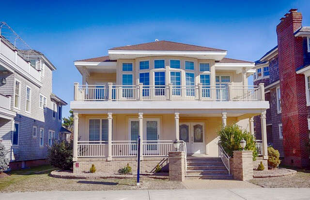 Single Family for Sale at 107 S 11th Ave Longport, New Jersey 08403 United States