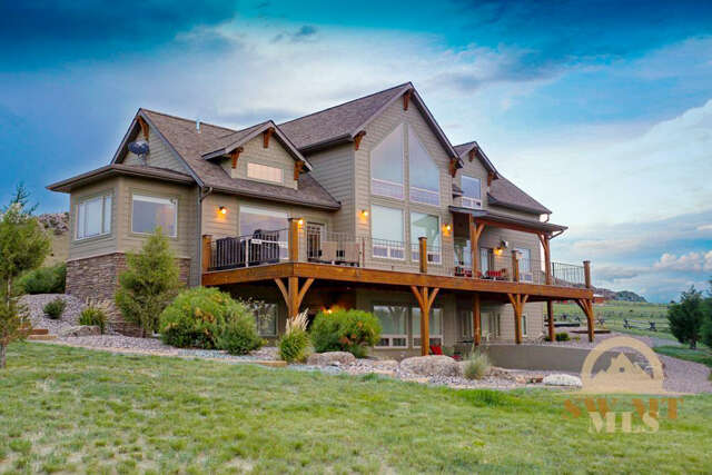 Single Family for Sale at 250 High Meadow Road Manhattan, Montana 59741 United States