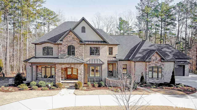 Single Family for Sale at 7112 Cove Lake Drive Wake Forest, North Carolina 27587 United States