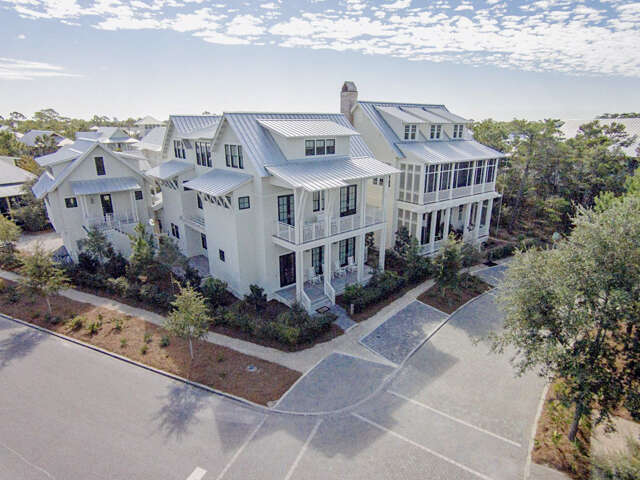 Single Family for Sale at 7 Sand Hill Circle Santa Rosa Beach, Florida 32459 United States
