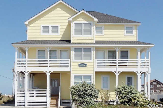Single Family for Sale at 23004 G.A. Kohler Court Rodanthe, North Carolina 27968 United States