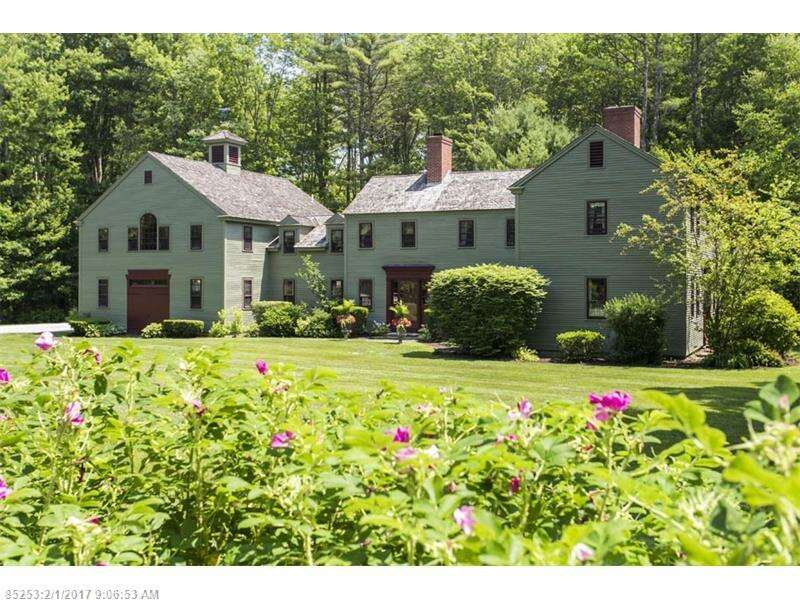 Single Family for Sale at 3 Fox Run Kennebunk, Maine 04043 United States