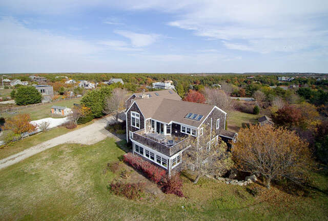 Single Family for Sale at 22 Bay View Road Truro, Massachusetts 02666 United States