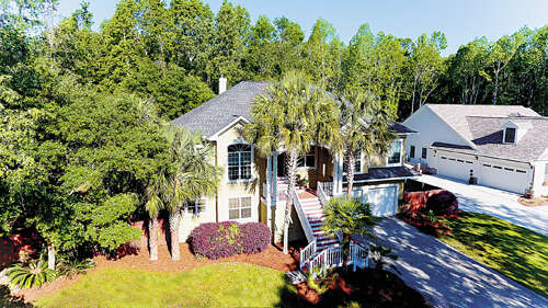 Single Family for Sale at 5663 Captain Kidd Rd Hollywood, South Carolina 29449 United States