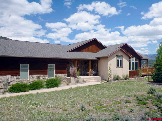 Single Family for Sale at 221 Quarter Horse Lane Ridgway, Colorado 81432 United States