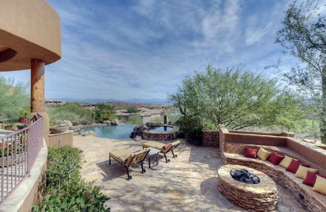 Single Family for Sale at 9240 N Lava Bluff Trail Fountain Hills, Arizona 85268 United States
