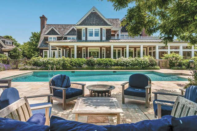 Single Family for Sale at 678 Halsey Lane Bridgehampton, New York 11932 United States
