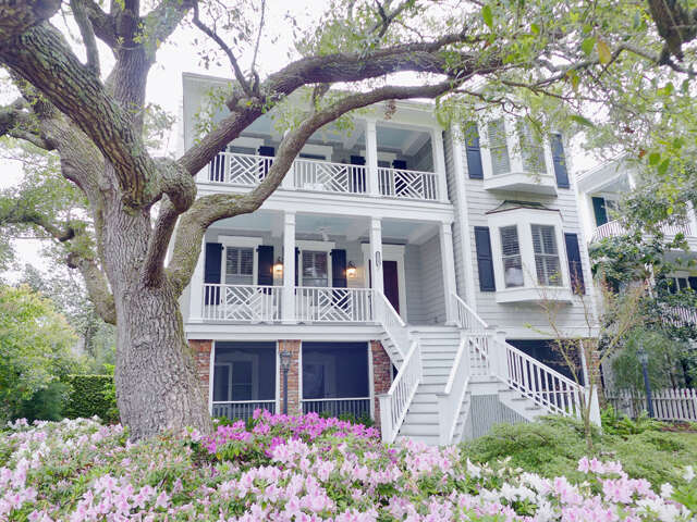 Single Family for Sale at 2521 Bruce Drive St. Simons Island, Georgia 31522 United States