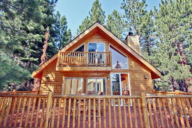 Single Family for Sale at 389 Barrett Dr Stateline, Nevada 89449 United States