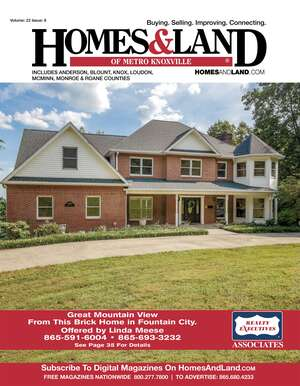 HOMES & LAND Magazine Cover. Vol. 22, Issue 08, Page 35.