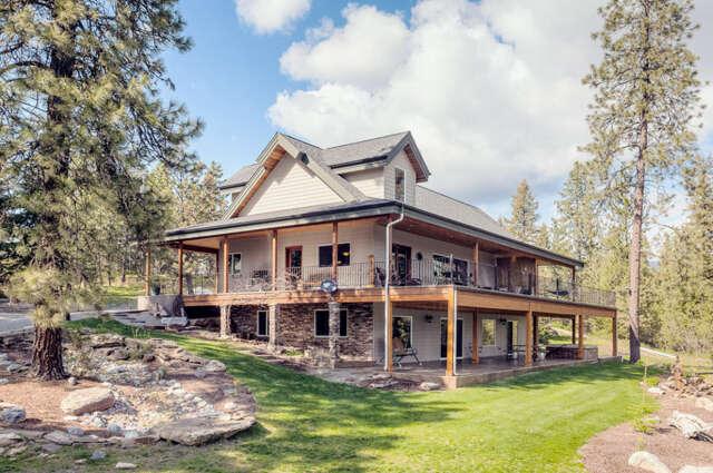 Single Family for Sale at 13221 W Melita Trl Rathdrum, Idaho 83858 United States