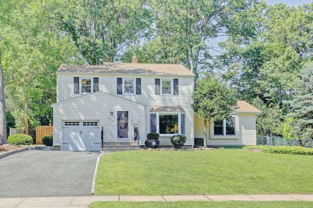 Single Family for Sale at 835 Coolidge Street Westfield, New Jersey 07090 United States