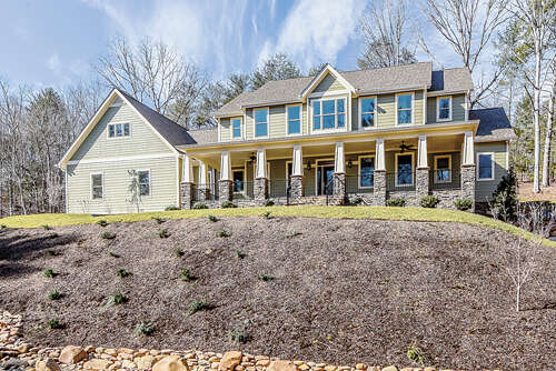Single Family for Sale at 731 Hunters Run Rd Townsend, Tennessee 37882 United States