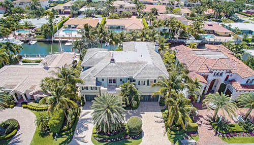 Single Family for Sale at 530 NE Waterway Lane Boca Raton, Florida 33432 United States