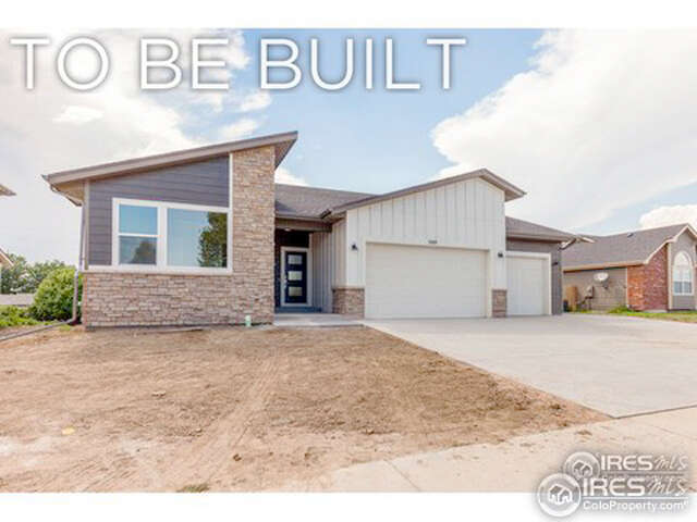 Single Family for Sale at 601 Harvest Moon Dr Severance, Colorado 80550 United States