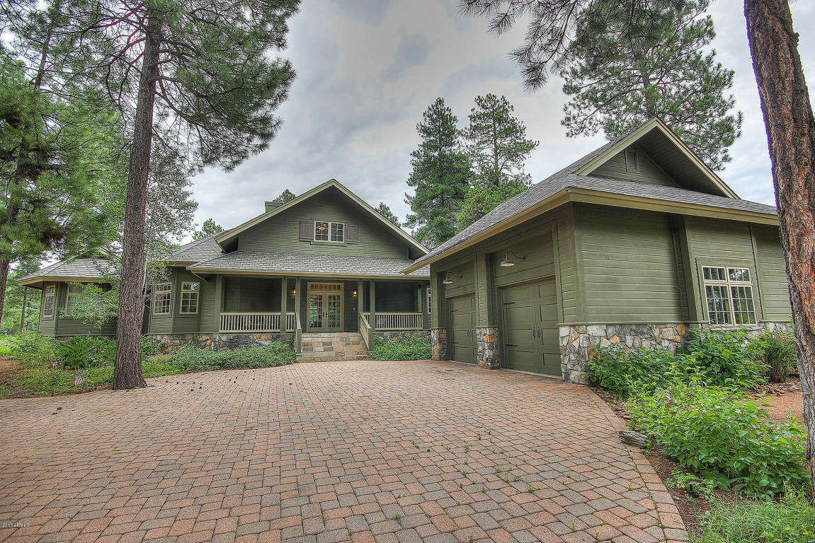 Single Family for Sale at 1369 Karl Mangum -- Flagstaff, Arizona 86005 United States