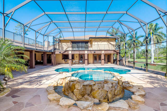 Single Family for Sale at 6186 Duckweed Road Lake Worth, Florida 33449 United States