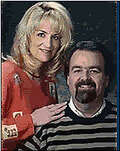 Carol and David Bryant, Pigeon Forge Real Estate, License #: TN Lic. No. 262277 & 262278