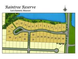 Land for Sale, ListingId:38498073, location: 1029 Drake Circle Lees Summit 64082