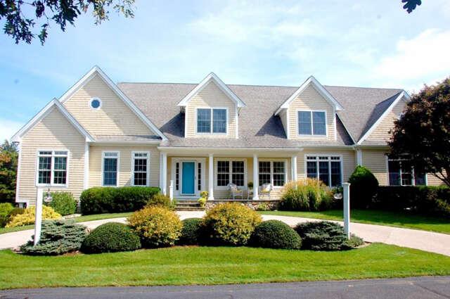 Single Family for Sale at 41 Seascape Lane North Falmouth, Massachusetts 02556 United States
