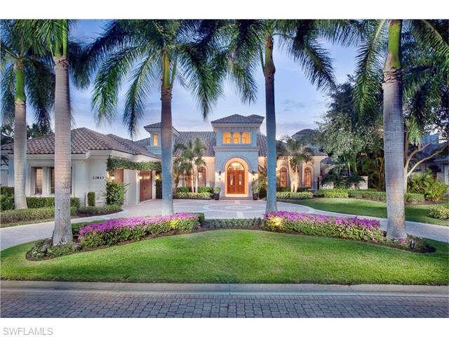 Single Family for Sale at 23843 Tuscany Ct Bonita Springs, Florida 34134 United States