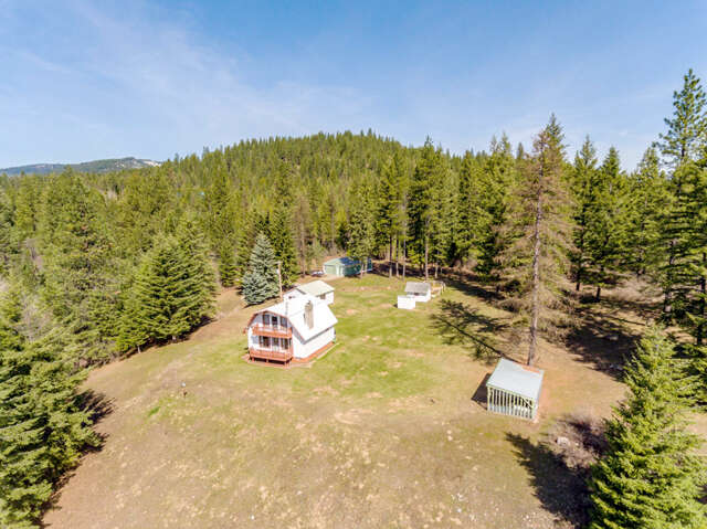 Single Family for Sale at 2761 Hoodoo Mountain Rd Priest River, Idaho 83856 United States