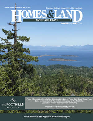Homes & Land of Vancouver Island