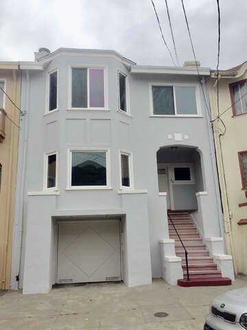 Single Family for Sale at 393 30th Ave San Francisco, California 94121 United States