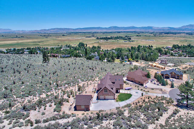 Single Family for Sale at 900 Whispering Pine Ct Gardnerville, Nevada 89460 United States