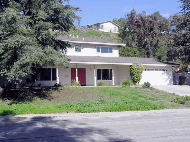 Single Family for Sale at 439 E View Drive Santa Paula, California 93060 United States