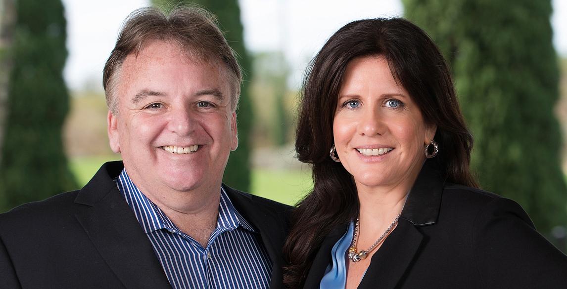 Dennis & Lana McLaughlin