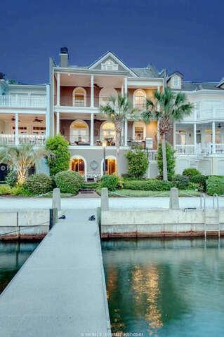 Single Family for Sale at 56 Sparwheel Lane Hilton Head Island, South Carolina 29926 United States