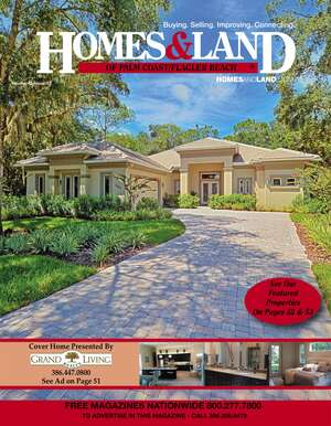 HOMES & LAND Magazine Cover. Vol. 42, Issue 12, Page 51.