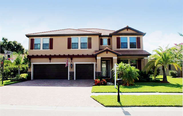 Single Family for Sale at 4611 Grand Preserve Place Palm Harbor, Florida 34684 United States