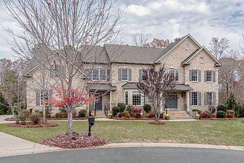 Single Family for Sale at 6016 Pinewood Court Weddington, North Carolina 28104 United States