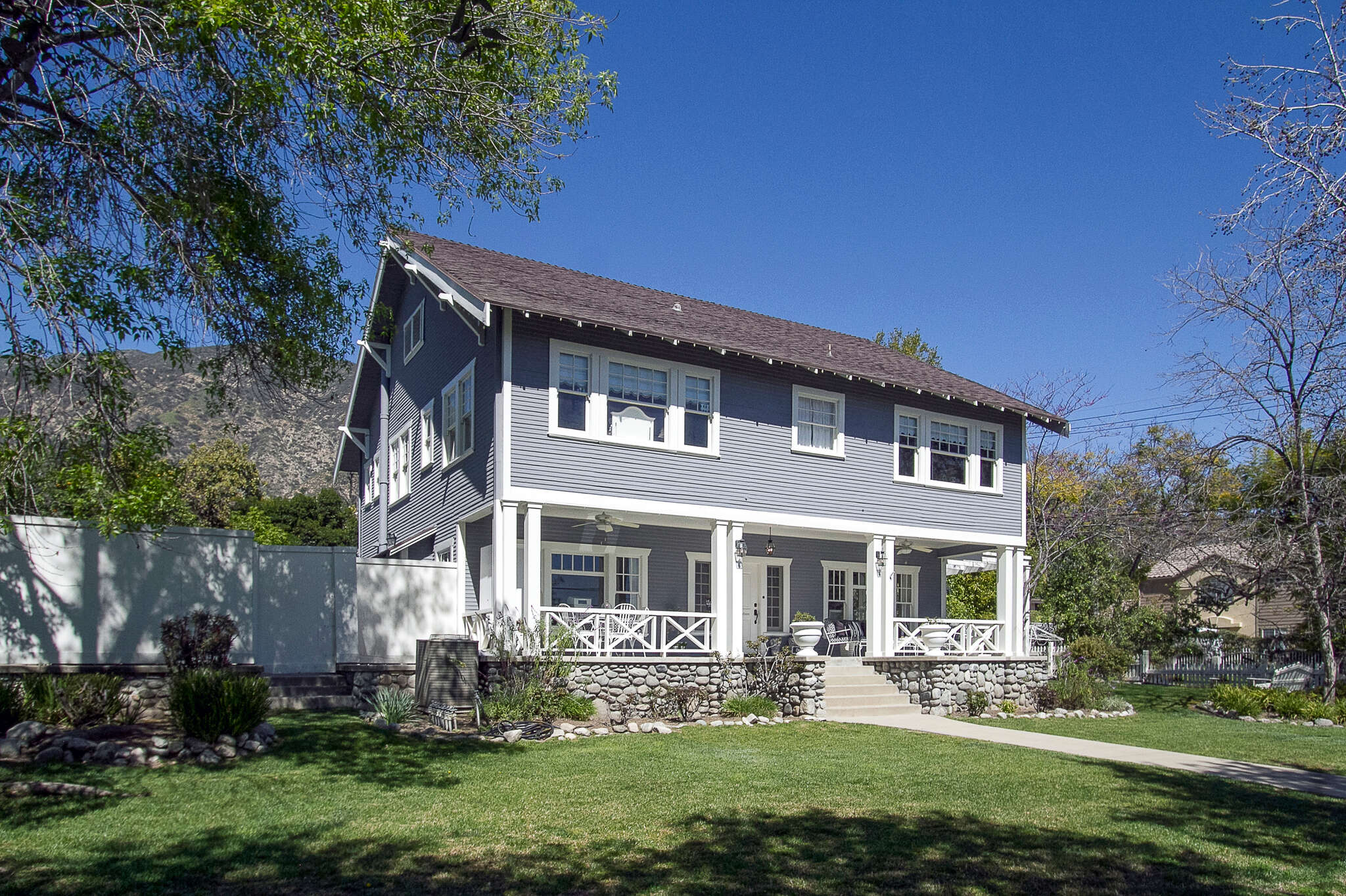 Single Family for Sale at 119 W. Grandview Avenue Sierra Madre, California 91024 United States