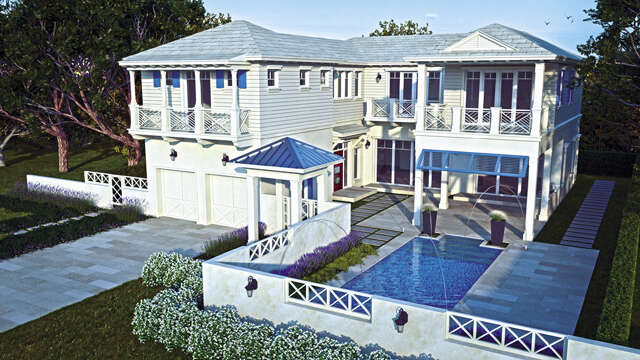 Single Family for Sale at 10 Osprey Drive Ocean Ridge, Florida 33435 United States