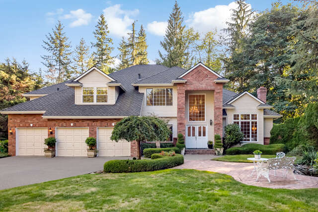 Single Family for Sale at 14007 216th Wy NE Woodinville, Washington 98077 United States