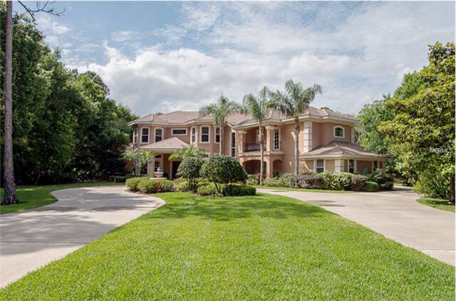 Single Family for Sale at 5318 Enclave Drive Oldsmar, Florida 34677 United States