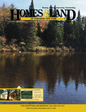 HOMES & LAND Magazine Cover. Vol. 03, Issue 05, Page 16.