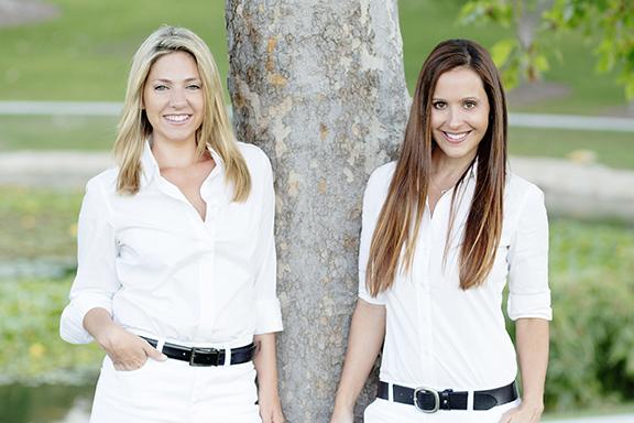 Erica Fields & Tiffany Cohen