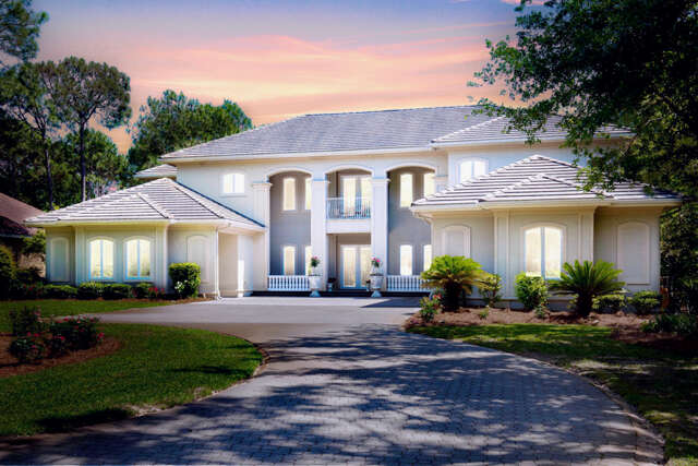 Single Family for Sale at 3279 Burnt Pine Lane Miramar Beach, Florida 32550 United States